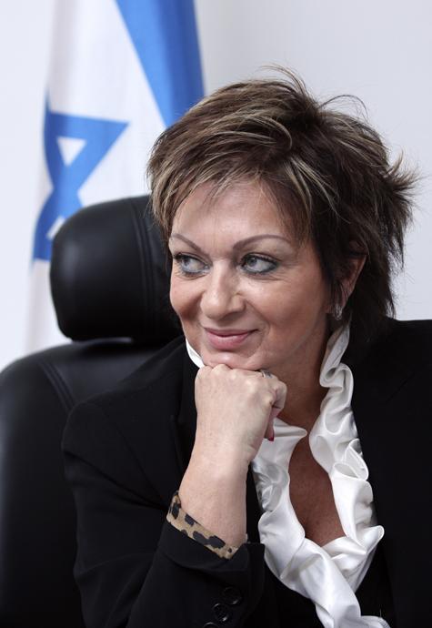 Посол Дорит Голендер ответила на вопросы журналистов