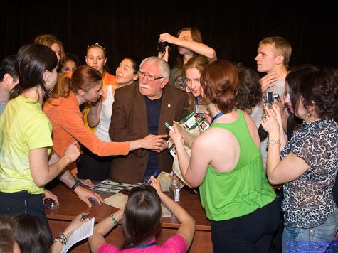 В Звенигороде в пятый раз открылась международная театральная школа