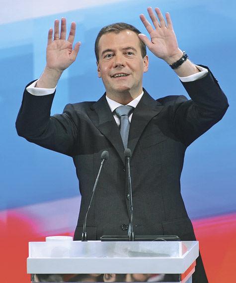 Медведев дал оскандалившемуся «Сколково» 136 миллиардов