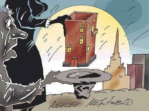 Скандал вокруг «некриминальной» недвижимости в очередной раз подчеркнул подневольность парламента