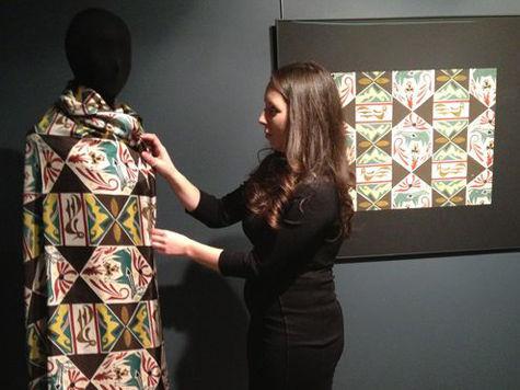 Галерея «Наши художники» открылась в центре премьерой неизвестных эскизов художника