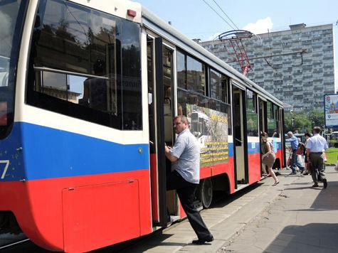 В наземном транспорте Москвы появится бесплатный Wi-Fi