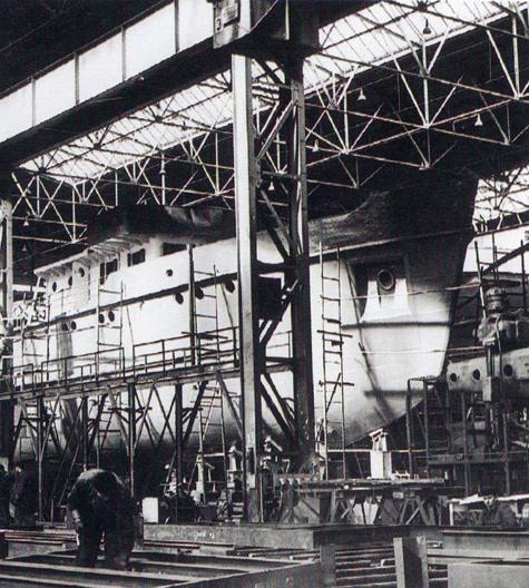 Всего заводом Narodny Podnik Skoda Komarno было выпущено 36 теплоходов