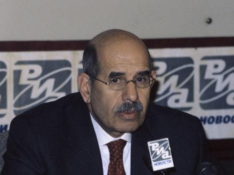 В Египте рассмотрят иск против бывшего вице-президента эль-Барадеи
