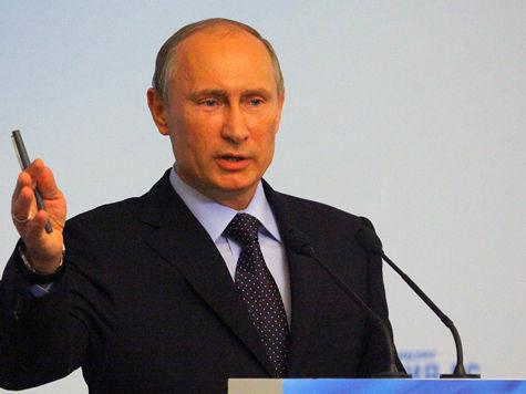 С Путиным или без: как ВВП участвовал в съездах ЕР