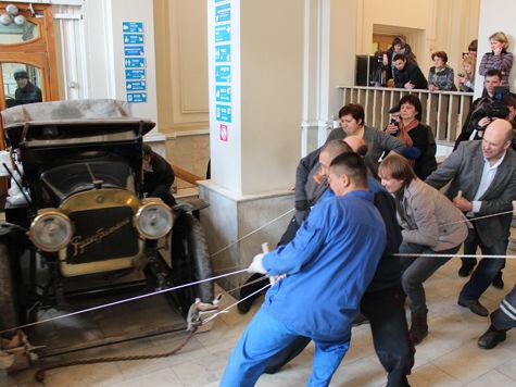 Музейные сокровища будут хранить на крупнейшем советском автозаводе
