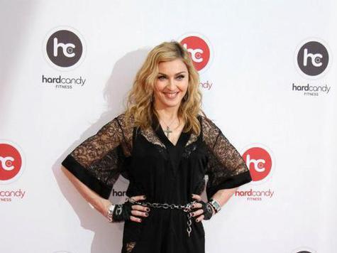 Мадонна отшила российский бомонд