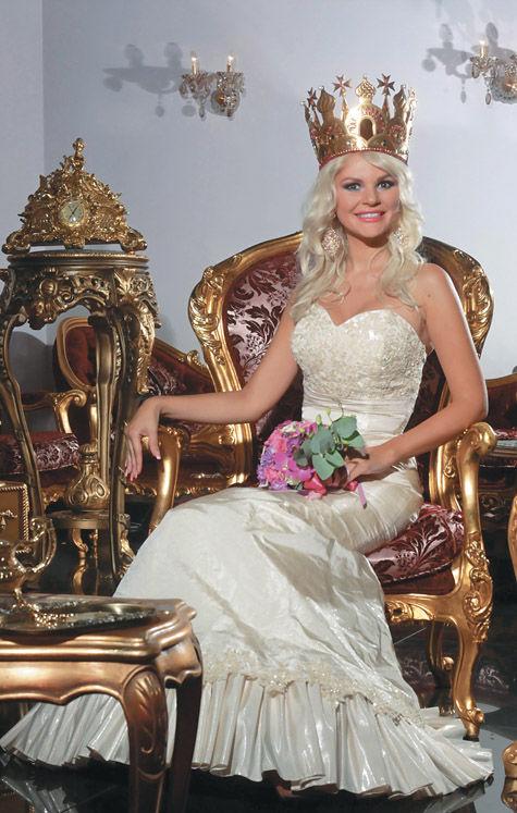 Номинантка «Миссис мира» Мария Андреева: «Для каждого мужчины его женщина всегда королева!»