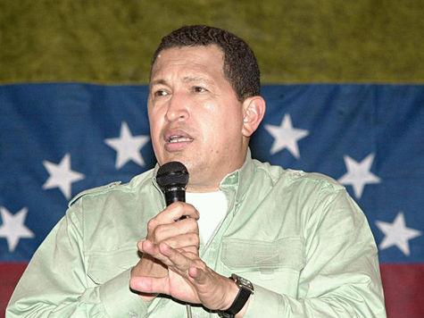 Уго Чавес впал в кому