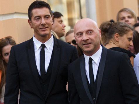 Смогут ли российские знаменитости жить без Dolce & Gabbana?