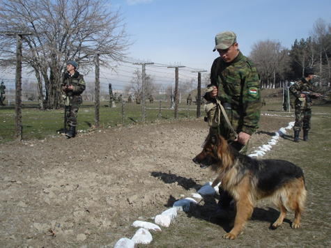 Три версии гибели казахстанских пограничников