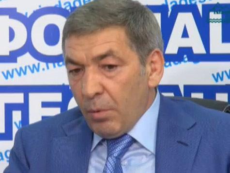 Дагестан к временному президенту получил и временное правительство