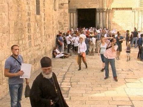 В Иерусалиме разгорелся скандал вокруг христианской святыни