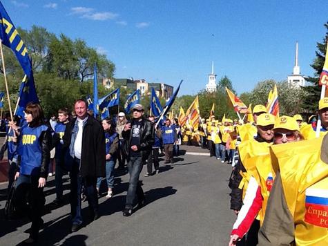 Красноярская Красная площадь сделала то, что не смогла Болотная: договорилась о едином оппозиционном кандидате