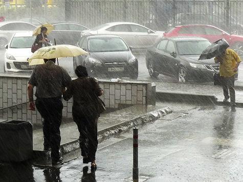 Сентябрь все-таки побил рекорд по дождям