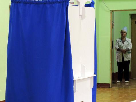 Москвичи не торопятся к избирательным урнам