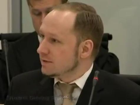 Родительница норвежского террориста дала показания судебным экспертам