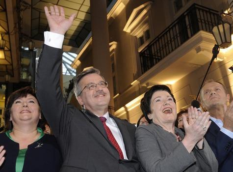 В Польше будет второй тур президентских выборов