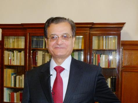 Аднан Мансур: «Боевики проникают в Сирию через нашу границу»