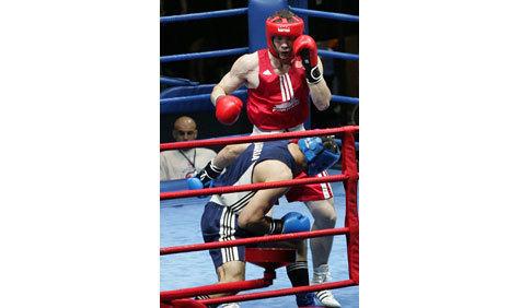 Чемпионат Европы по боксу, который проходил на Ходынке, ожидался ценителями хуков и апперкотов с нетерпением особого рода