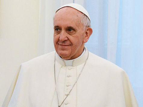 Интервью папы Франциска: «Себялюбие некоторых служителей Церкви — издержки института Папства»