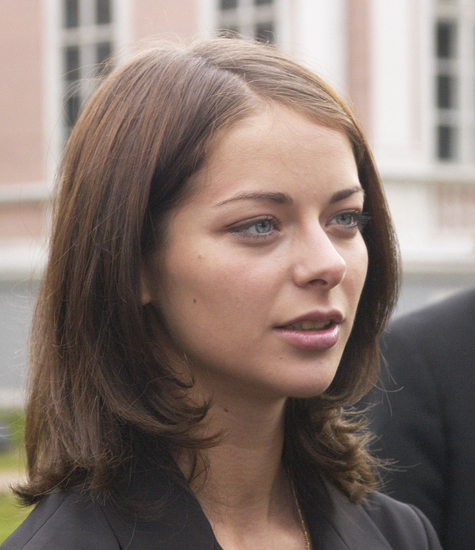Марина Александрова родила сына