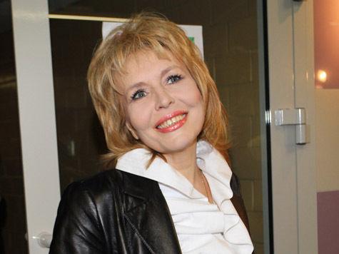 Ольга Кормухина спела на Клиросе