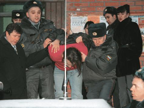 Наркоман устроил резню в столице
