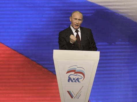Кандидат Путин готов ко второму туру