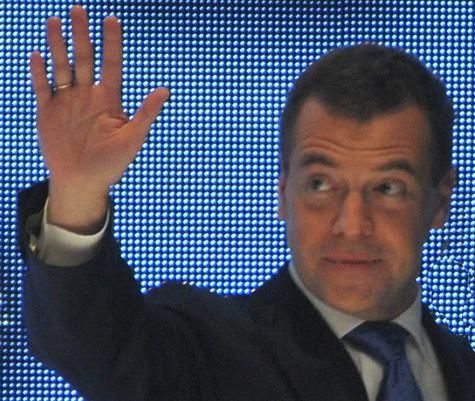 Медведеву не понравились