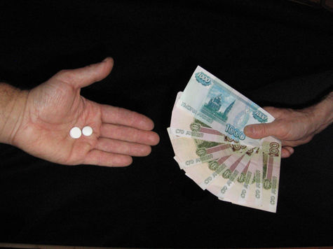 Планы по продаже лекарств вне аптечных сетей могут вызвать катастрофические последствия