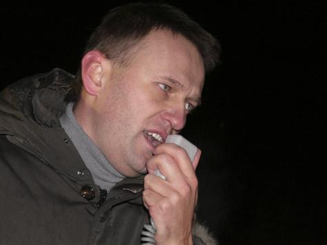 Навальный попал в сотню