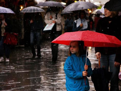 Переменчивая погода установится в ближайшие дни в столичном регионе