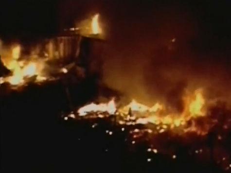 В США взорвался газовый завод — десятки погибших