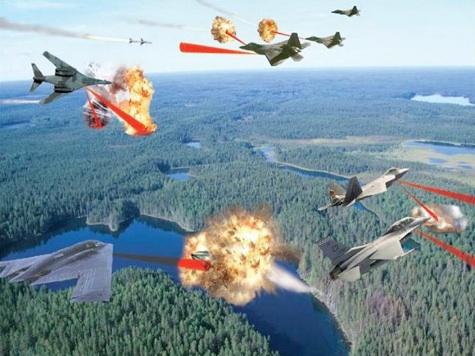 Американцы приступили к реальной разработке лазеров для боевых самолетов