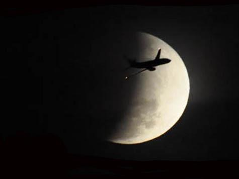 В понедельник, 4-го июня произойдет лунное затмение