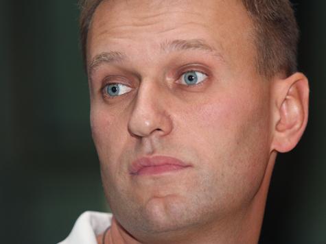 Неизвестные взломали почту и твиттер Алексея Навального