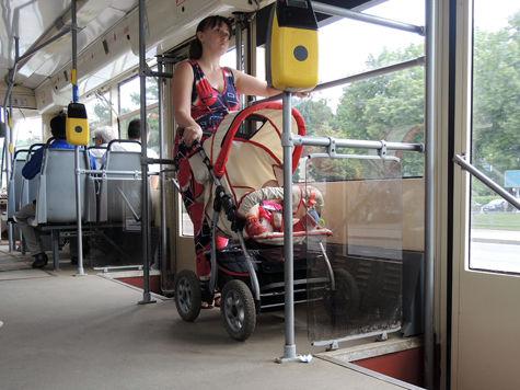 На Бульварном кольце отменят трамвай