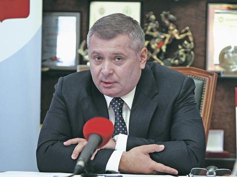 На вопросы журналистов ответил руководитель Москомспорта Алексей Воробьев
