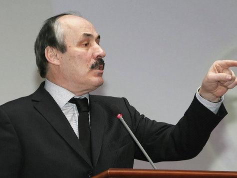 Президент Дагестана отправил в отставку правительство республики
