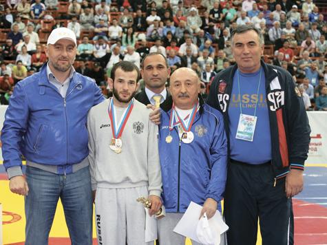 Сколько медалей ждать от вольников на Олимпиаде?