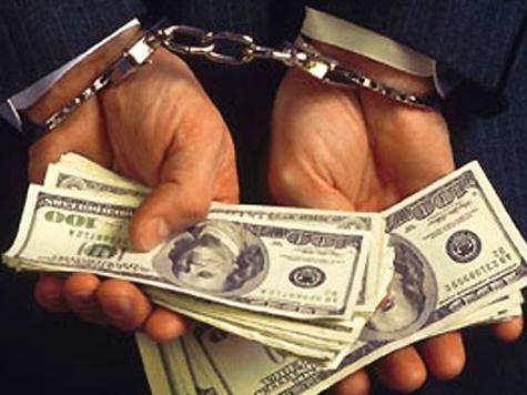Сразу двое взяточников попались с поличным оперативникам из Отдела экономической безопасности УВД ЦАО