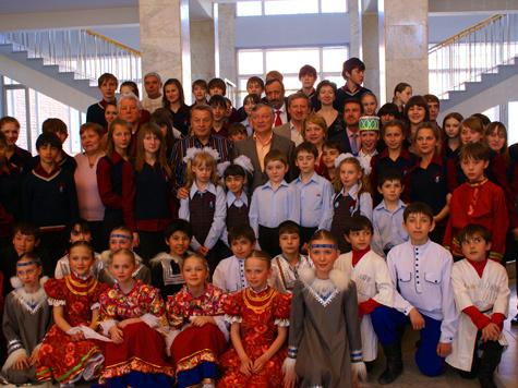 Детский дом International