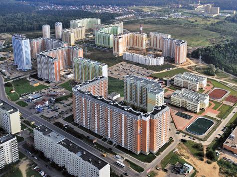 ГК «СУ-155» построила 1,3 миллиона квадратных метров в 2011 году