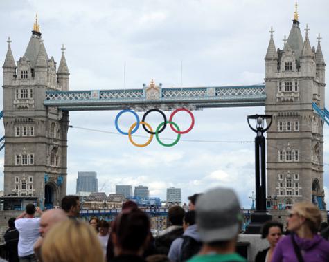 Олимпийское сползание