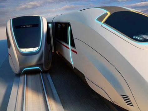 Дизайнер из Priestmangoode знает, как избавить пассажиров от долгого ожидания поезда на платформе