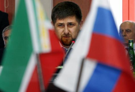 Президент Чечни дал пространное интервью Русской службе новостей