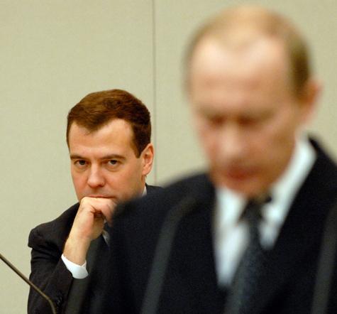 Говорят ли Путин и Медведев на одном языке?