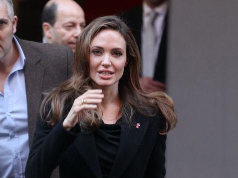 Анжелину Джоли признали самой влиятельной актрисой Голливуда