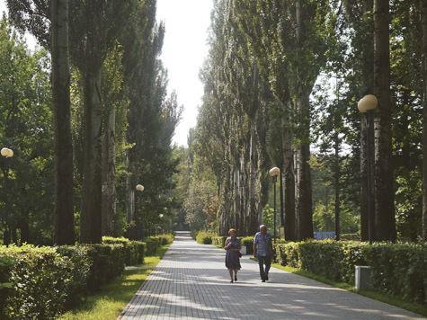 В ноябре 2013 года в его состав войдут парки «Гольяново», «Семеновский» и «Сиреневый сад»